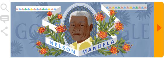 Mandela Doodle