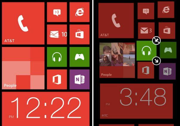 Aanklacht tegen Microsoft om 'Windows live tiles'