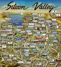 Aantal banen in Silicon Valley groeit enorm