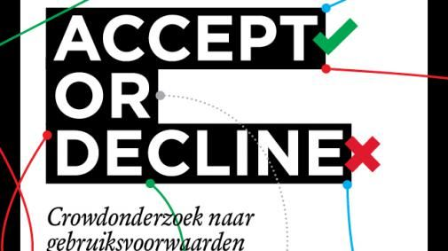 Accept or Decline; doe je mee?
