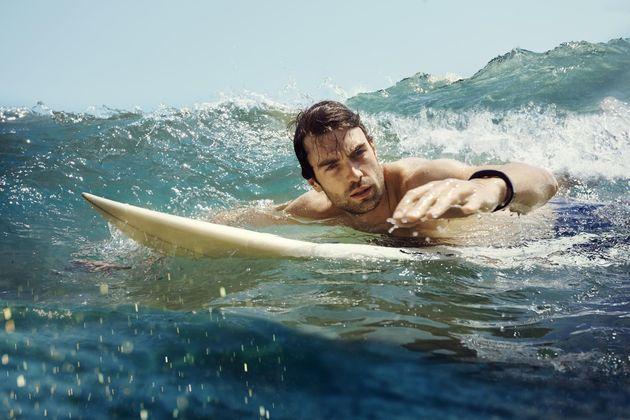 Sergio Surfing met Loop