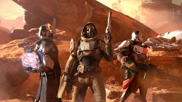 Activision releast nieuwe Destiny trailer