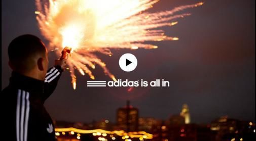 Adidas is All in met grootste marketingcampagne ooit