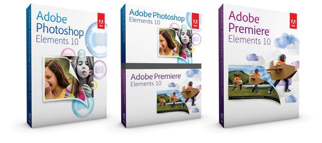 Adobe Elements 10 maakt link met social media