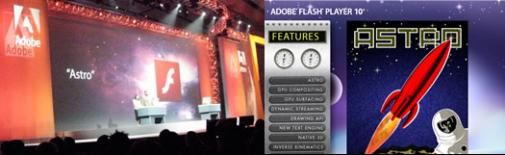 Adobe Flash 10: 3D en teksten renderen plus meer moois