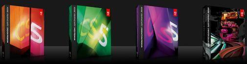 Adobe presenteert Creative Suite 5