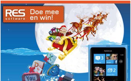 [Adv] Like-actie RES Software: kans op 1 van de 2 Nokia Lumia 800 toestellen