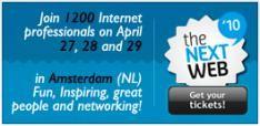 Aftellen naar The Next Web conference 2010 #TNW2010