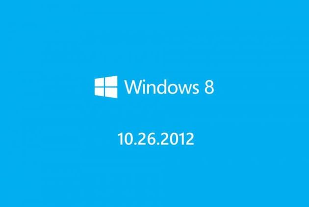 Aftellen naar Windows 8