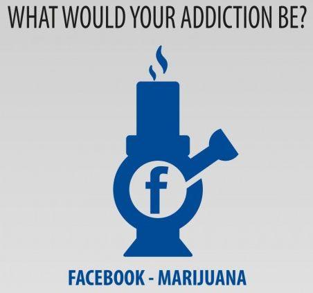 Als Social Media drugs waren.... [infographic]