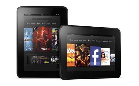 Amazon kondigt nieuwe Kindle Fire-tablets aan