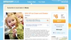 Amazon lanceert local deals in New York