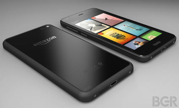 Amazon's nieuwe smartphone beschikt over 3D browsing, augmented reality en indoor GPS