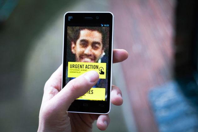 Amnesty lanceert mobiele app voor mensen in levensgevaar