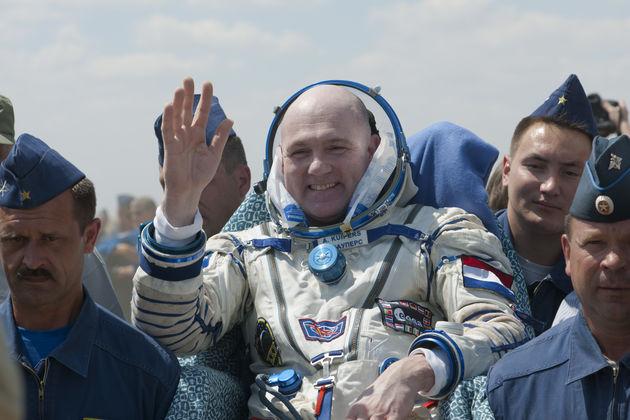'André Kuipers: De Missie' geeft je een kijkje in het leven van een astronaut