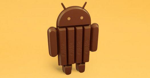 Android presenteert..... KitKat