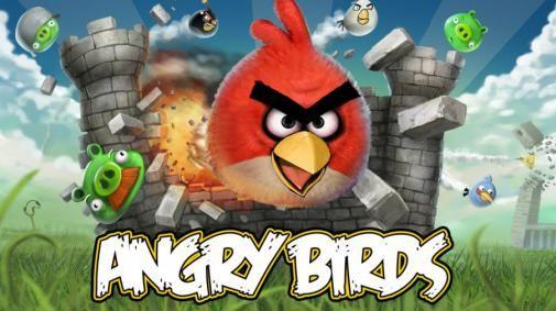 Angry Birds komt naar de PSP en PS3