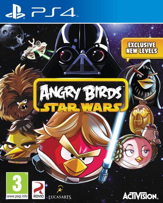 Angry Birds Star Wars nu ook beschikbaar voor PC en Console