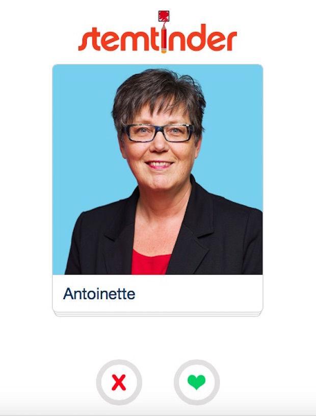 Antoinette Stemtinder.nl