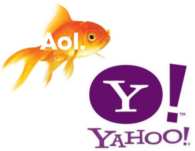 AOL opnieuw in gesprek met Yahoo! over samenvoegen bedrijven