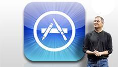 Apple App store actief op Twitter