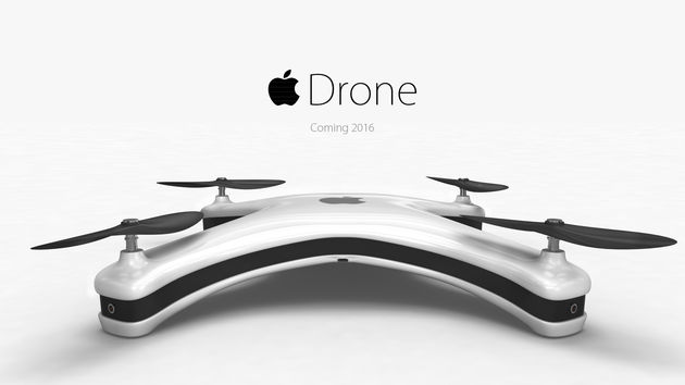 apple-drone-Introduction