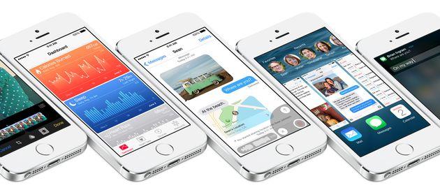 Apple kondigde iOS 8 aan, de grootste release sinds de lancering van de App Store