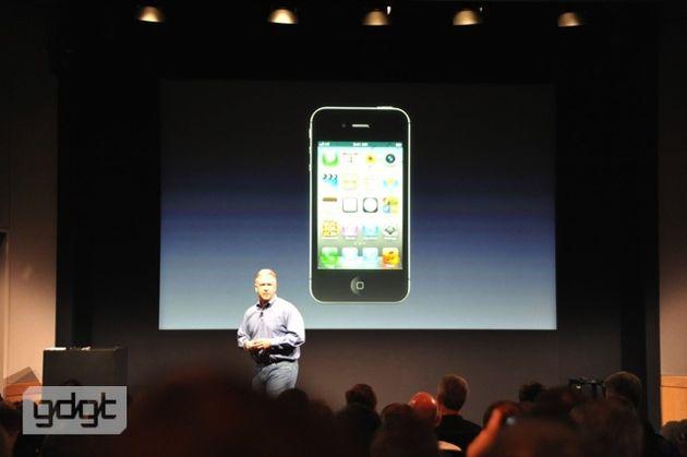 Apple lanceert iPhone 4S en Siri