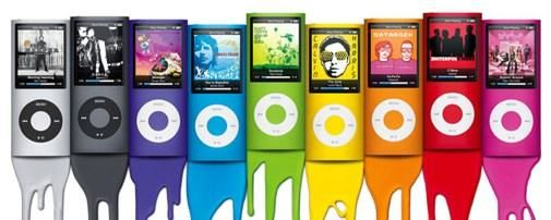Apple, nieuwe iPods en iTunes 8