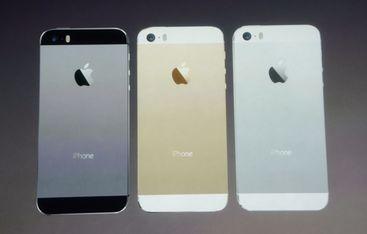 Apple onthult iPhone 5C en iPhone 5S