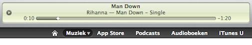 Apple past iTunes preview nummers aan naar 90 seconden