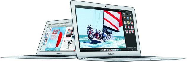 Apple presenteerde de nieuwe MacBook Air