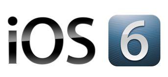 Apple rolt iOS 6.1 uit