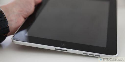 Apple test grotere iPad en iPhone