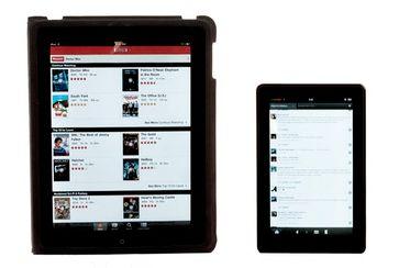 Apple werkt aan kleinere iPad, Amazon aan een grotere Kindle Fire