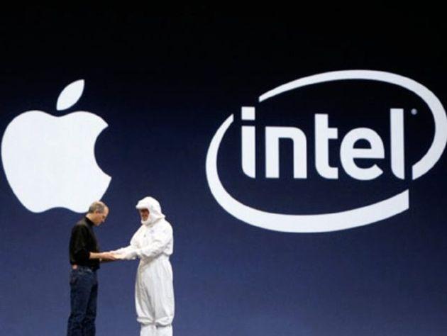 'Apple wil af van Intel om in de toekomst eigen chips te gebruiken'