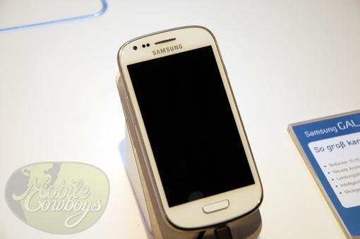 Apple ziet af van patentclaims tegen nieuwe Samsung smartphone