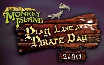Arrrrrr! Monkey Island games overal spotgoedkoop vanwege 'talk like a pirate'-dag vandaag