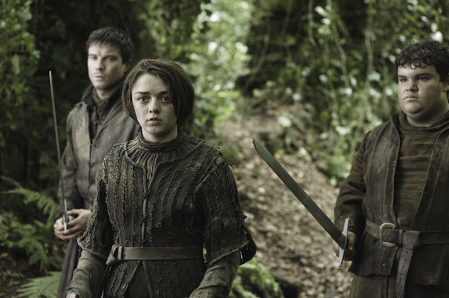 Arya Stark, Theon Greyjoy en Ser Davos Seaworth openen Game of Thrones: The Exhibition in Nederland