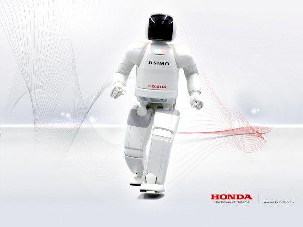 Asimo robot 2