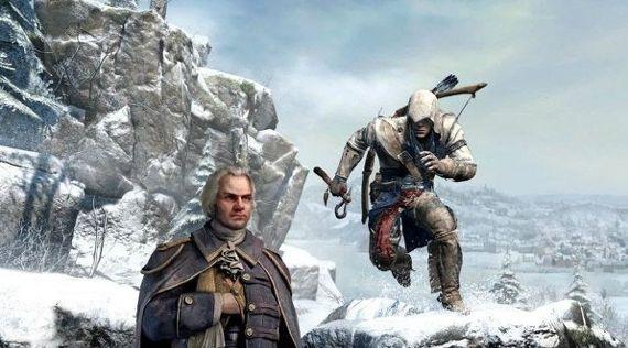 Assassin's Creed 3 lijkt een revolutie voor de serie
