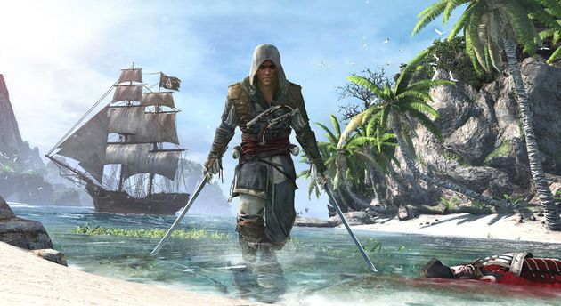 Assassin's Creed 4 gaat op de piratentoer