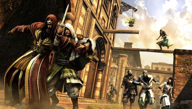 Assassin's Creed heeft rijke historie, krijgt Beta (maar alleen op PS3)