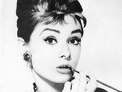 Audrey Hepburn te zien in nieuwe commercial