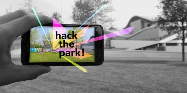 Augmented Reality Hackathon: Hack the Park