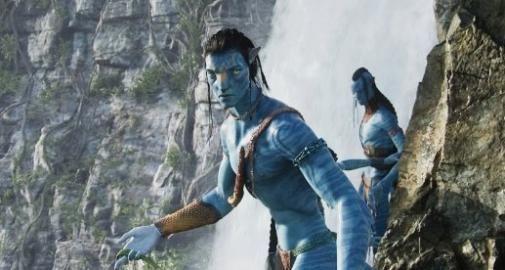 Avatar is de meest gedownloade film van 2010