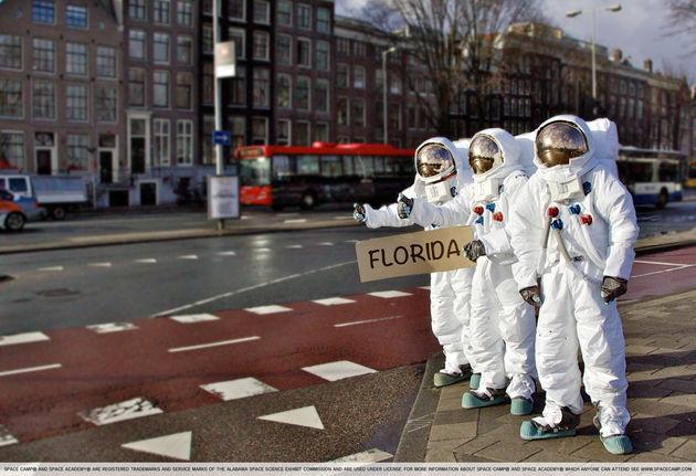 Axe Apollo Space Academy: Jongensdroom binnen handbereik voor 3 Nederlanders