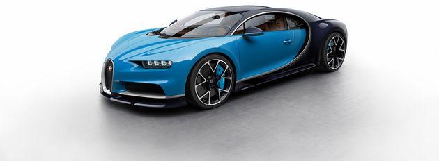 Bugatti Chiron B1