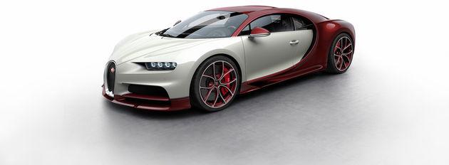 Bugatti Chiron B3