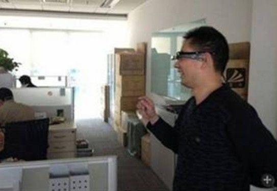 Baidu Eye: het antwoord van China op Google Glass